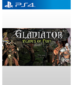 Gladiator: Blades of Fury PS4