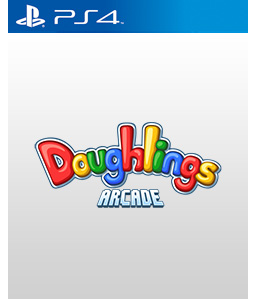 Doughlings: Arcade PS4
