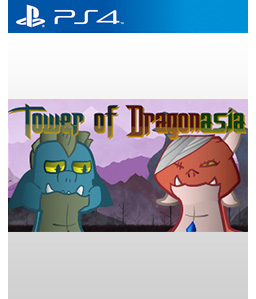 Tower of Dragonasia PS4