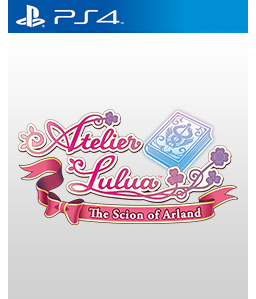 Atelier Lulua - The Scion of Arland PS4