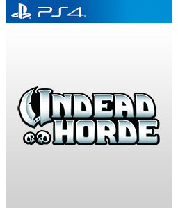 Undead Horde PS4