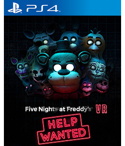 Five Nights at Freddy\'s VR: Help Wanted PS4