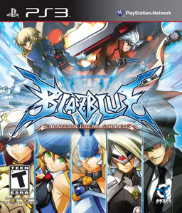 BlazBlue: Continuum Shift PS3