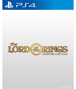 The Lord of the Rings: Adventure Card Game PS4