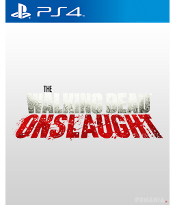 The Walking Dead: Onslaught PS4