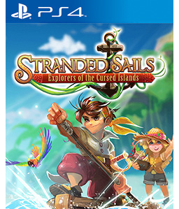 Stranded Sails - Explorers of the Cursed Islands PS4