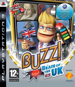 Buzz! Brain of the UK PS3