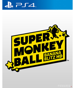 Super Monkey Ball: Banna Blitz HD PS4