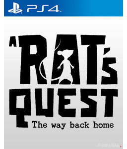 A Rat's Quest: The Way Back Home PS4