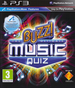 Buzz! The Ultimate Music Quiz PS3