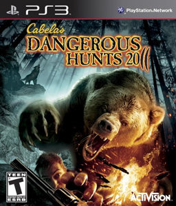 Cabela\'s Dangerous Hunts 2011 PS3
