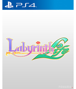 Labyrinth Life PS4