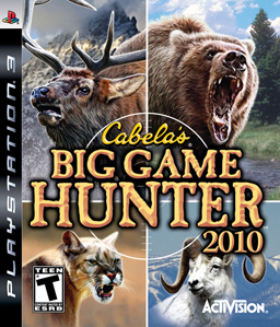 Cabela\'s Big Game Hunter 2010 PS3