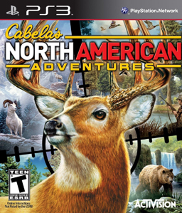 Cabela\'s North American Adventures PS3