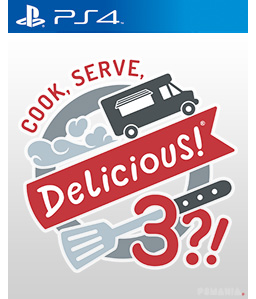 Cook, Serve, Delicious! 3?! PS4