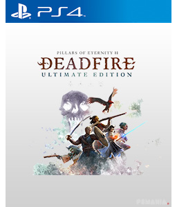 Pillars of Eternity II: Deadfire Ultimate Edition PS4