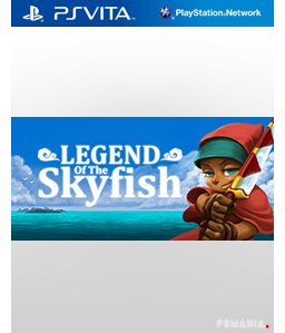 Legend of the Skyfish Vita Vita