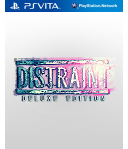 Distraint: Deluxe Edition Vita Vita