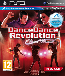 DanceDanceRevolution New Moves PS3