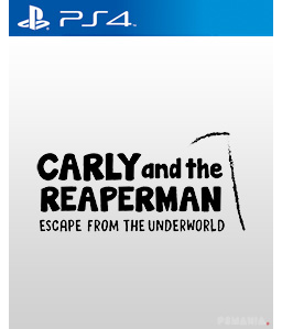 Carly and the Reaperman - Escape from the Underworld PS4