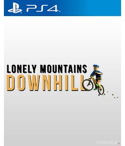 Lonely Mountains: Downhill PS4