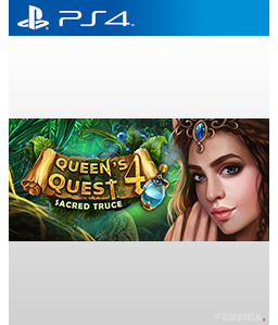 Queen\'s Quest 4: Sacred Truce PS4