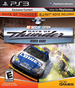 Days Of Thunder: NASCAR Edition PS3