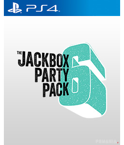 The Jackbox Party Pack 6 PS4