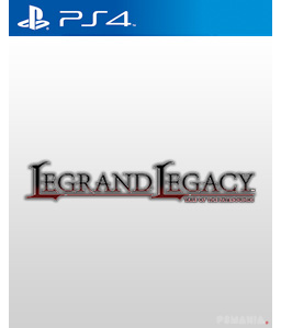 Legrand Legacy: Tale of the Fatebounds PS4