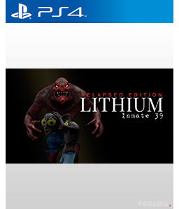 Lithium: Inmate 39 Relapsed Edition PS4