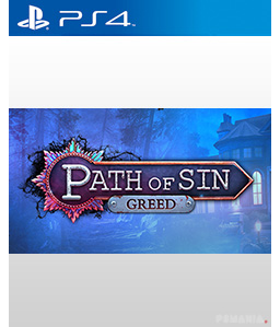 Path of Sin: Greed PS4