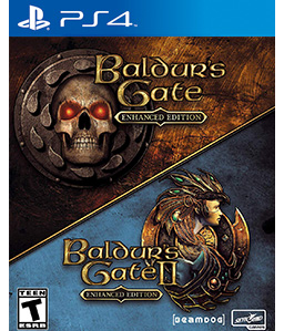 Baldur\'s Gate II PS4