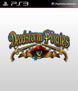 Deadstorm Pirates PS3