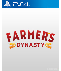 Farmer\'s Dynasty PS4