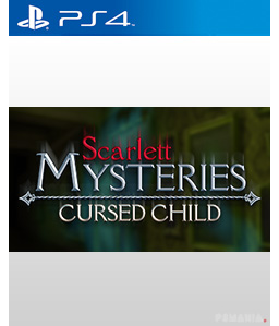 Scarlett Mysteries: Cursed Child PS4