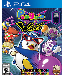 Penguin Wars PS4