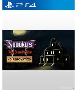 Spooky\'s Jump Scare Mansion: HD Renovation PS4