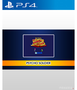 Arcade Archives Psycho Soldier PS4