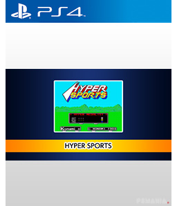Arcade Archives Hyper Sports PS4