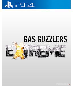 Gas Guzzlers Extreme PS4