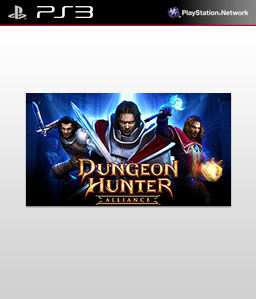 Dungeon Hunter: Alliance PS3