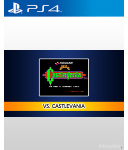 Arcade Archives VS. Castlevania PS4
