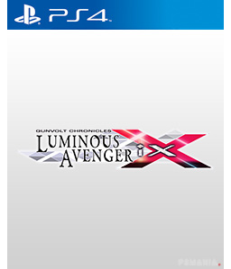 Gunvolt Chronicles: Luminous Avenger iX PS4