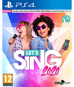 Let\'s Sing 2020 PS4