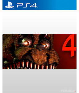 Five Nights at Freddy\'s 4 PS4