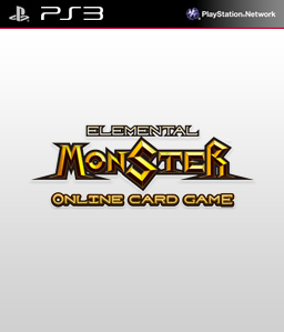 Elemental Monster: Online Card Game PS3