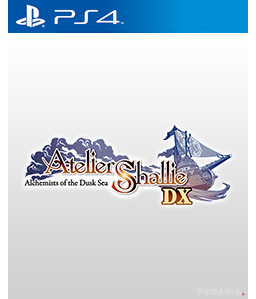Atelier Shallie: Alchemists of the Dusk Sea DX PS4