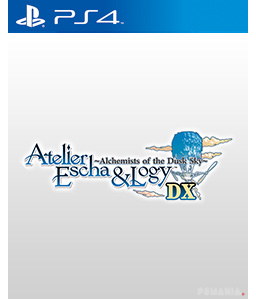 Atelier Escha & Logy: Alchemists of the Dusk Sky DX PS4