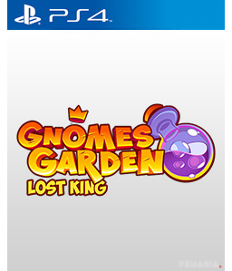 Gnomes Garden: The Lost King PS4