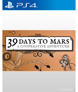 39 Days to Mars PS4